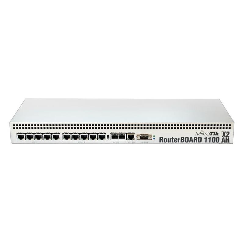 MikroTik RB1100AHx2 RouterOS 路由器